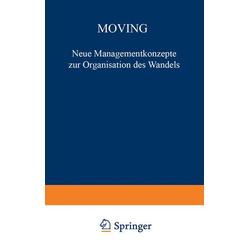 Moving als Buch von Helmut Dreesman