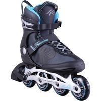 K2 FREEDOM W Inline Skate 2021 grey/blue grau 36,5