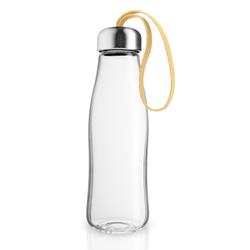 Eva Solo Trinkflasche Glas 0,5 l Zitrone