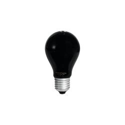 OMNILUX Discolicht A19 - Glühlampe - UV-Lampe / Schwarzlicht - E27 - 75W
