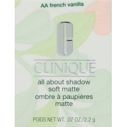CLINIQUE Lidschatten All About Shadow Soft Matte