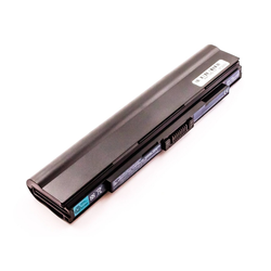 MobiloTec Akku kompatibel mit Packard Bell Dot A Laptop-Akku