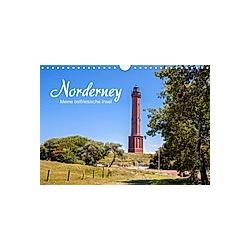 Norderney. Meine ostfriesische Insel (Wandkalender 2021 DIN A4 quer)
