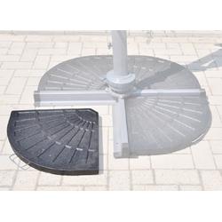 Beschwerer für Sonnenschirmständer, Gewicht 13,5 kg