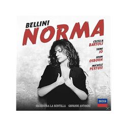 Cecilia Bartoli - Bellini: Norma (CD)