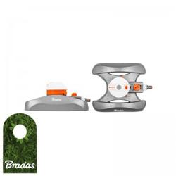 Rasensprenger 450m² Regner Sprinkler Bewässerung Kreisregner Impulsregner WHITE LINE WL-Z14 BRADAS 5572