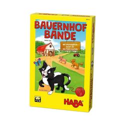 Haba Spiel, Bauernhof-Bande