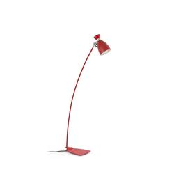 FARO Barcelona Stehlampe RETRO IP20 Rot