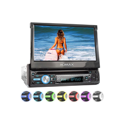 XOMAX Audio-System (XOMAX XM-D750 18cm/7