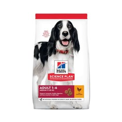 Hill's™ Science Plan™ Canine Adult Advanced Fitness™ Medium Poulet