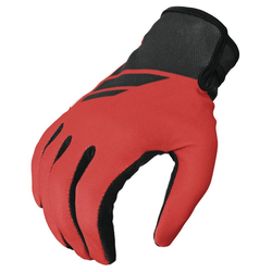 Scott 250 Handschuhe, rot, Größe S