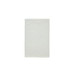 Cawö Gästetuch Lifestyle uni in weiß, 30 x 50 cm
