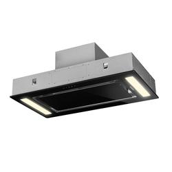 Remy Deckenhaube Unterbau-Haube 90 cm EEK A 620 m³/h Touch LED Glas