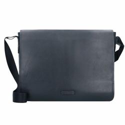 Joop! Vetra Messenger Leder 40 cm Laptopfach black