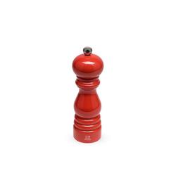 PEUGEOT Salzmühle Salzmühle PARIS 18 cm rot lackiert