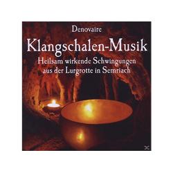 Denovaire - Klangschalen-Musik (CD)