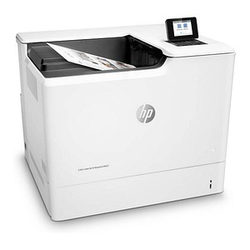 HP Color LaserJet Enterprise M652dn Farb-Laserdrucker weiß