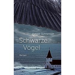 Schwarze Vögel. Gunnar Gunnarsson  - Buch