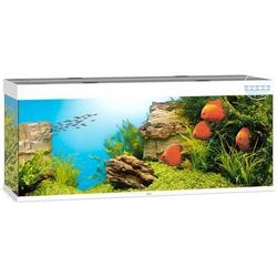 JUWEL Rio 450 LED Aquarium, 450 Liter, weiß