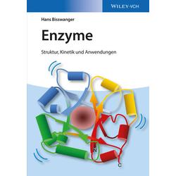 Enzyme als Buch von Hans Bisswanger