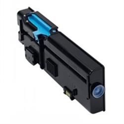 Toner cyan hohe kapazität Dell - 593-BBBT