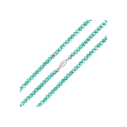 MY iMenso Wickelarmband mit facettierten Kristallen blau