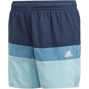 adidas Yb Cb Shorts Unisex Baby Badeanzug, Unisex Baby, Schwimm-Slips, GN5888, Azmatr/Celbru, 158