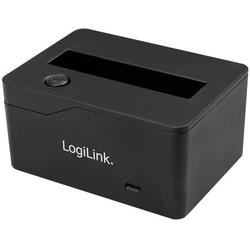 LogiLink QP0025 Festplatten-Dockingstation Anzahl Festplatten (max.): 1 x 2.5 Zoll