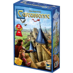 Asmodee Carcassonne neue Edition Carcassonne neue Edition HIGD0100