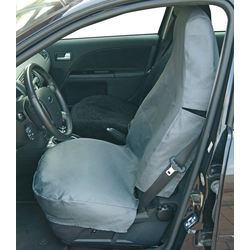 Rökü Autositzbezug / Schonbezug grau
