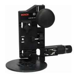 Bosch Fräszirkel und Führungsschienenadapter für Bosch-Oberfräsen Variante 1
