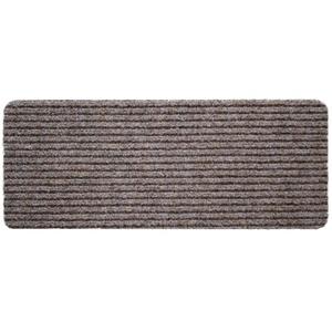 Fußmatte Rib Line Mini Türmatte Innenbereich 60 x 25 cm in 4 Farben, ASTRA, Rechteckig, Höhe 8 mm natur Rechteckig - 8 mm