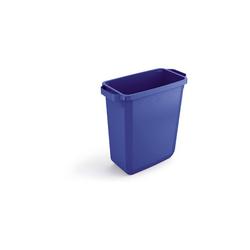 Durable Abfalltonne DURABIN 60 Liter blau