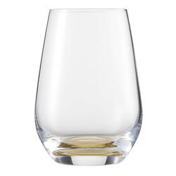 SCHOTT-ZWIESEL Becher Vina Touch 6er Set Bernstein, Kristallglas gelb