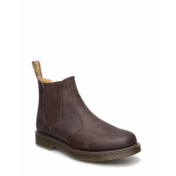 Dr. Martens 2976 Black Smooth Shoes Chelsea Boots Braun DR. MARTENS Braun 39,38,42,41,40,37,44,43,36