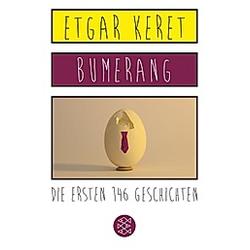 Bumerang. Etgar Keret  - Buch