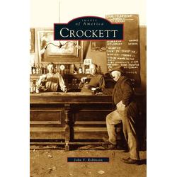 Crockett als Buch von John V. Robinson