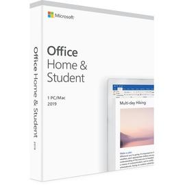 Microsoft Office Home & Student 2019 PKC DE Win Mac