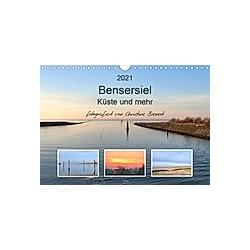 Bensersiel Küste und mehr (Wandkalender 2021 DIN A4 quer) - Kalender
