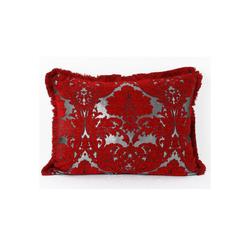 Casa Moro Kissenbezug Casa Moro Marokkanische Sofakissen Nadia 70x55 cm, Kissen-Bezug aus Marokko, Zierkissen Motivkissen Deko-Kissen Couchkissen wie aus 1001 Nacht, Handmade rot