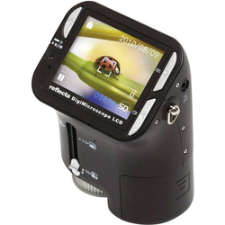 Reflecta DigiMicroscope LCD USB Mikroskop
