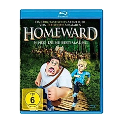 Homeward - DVD  Filme