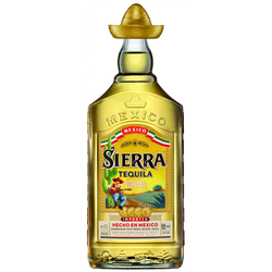 Sierra Tequila Reposado 38% 0,7l