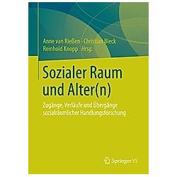 Sozialer Raum und Alter(n) - Buch