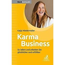 Karma Business. Katja Niedermeier  - Buch