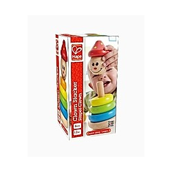 Hape Stapel-Clown