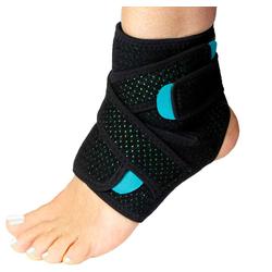 CoolFit by prorelax Fußbandage Cool-Fit Knöchel-Bandage