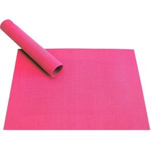 Platzset, Tischset BORDA pink Platzset 1 Stk. 45 cm, matches21 HOME & HOBBY