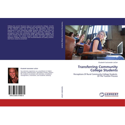 Transferring Community College Students als Buch von Elizabeth Sacksteder LaClair