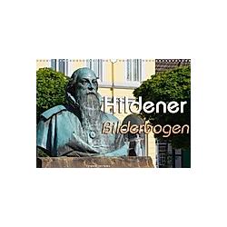 Hildener Bilderbogen 2021 (Wandkalender 2021 DIN A3 quer)